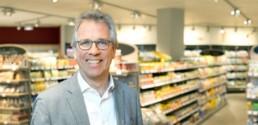 Bild von Michael Radau, Vizepräsident des HDE, Vorstandsvorsitzender der SuperBioMarkt AG, Münster