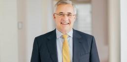 Bild von Ernst Läuger, Vizepräsident des HDE, Geschäftsführender Gesellschafter, Benno Marstaller KG